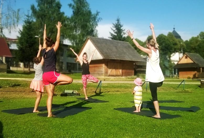 joga v zazrivej