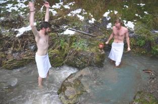 ochladzovanie po saune