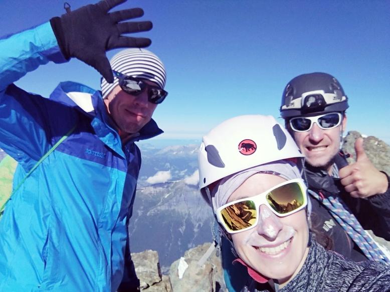 Tohoročná vrcholová z Mont Blancu. Tešíme sa na vás!